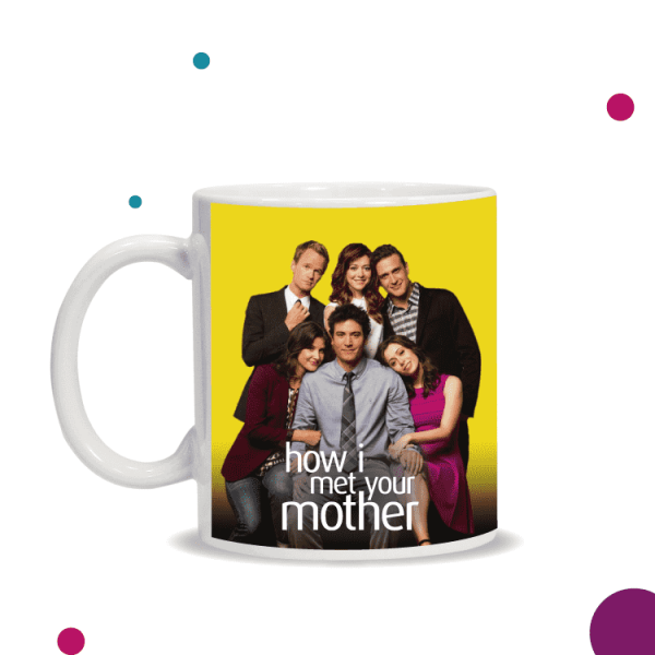 Taza personalizada How I Met Your Mother